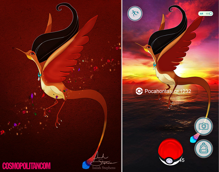pokemon-disney-pocahontas